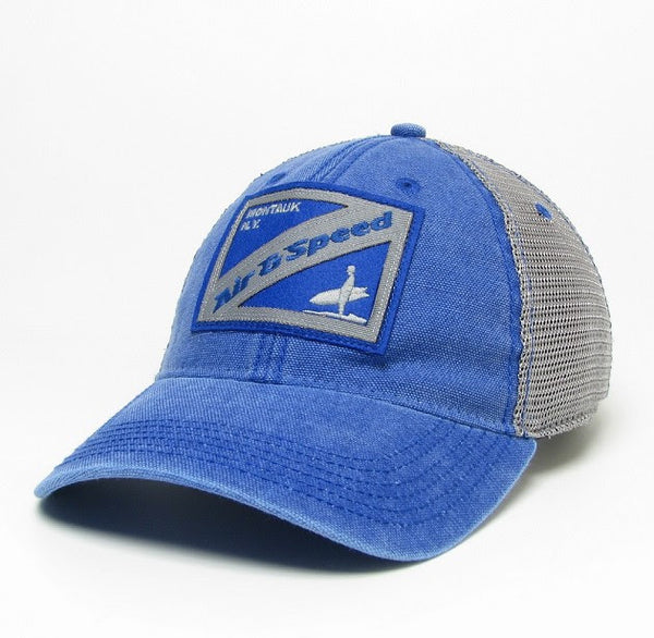 DASHBOARD TRUCKER - Blue Combo