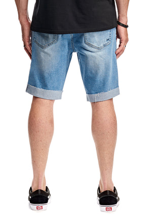 Dylan Short - Air Blue - RES Denim