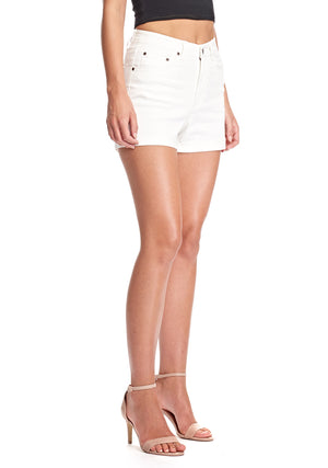 Kelly Short - Vintage White