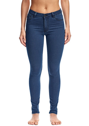 Kitty Skinny - Jackrabbit Indigo - RES Denim