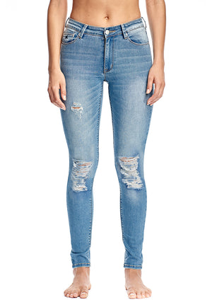 Kitty Skinny - 1977 Vintage - RES Denim