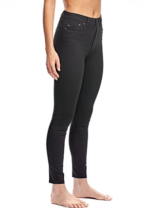 Harrys Hi Skinny - Back In Black - RES Denim
