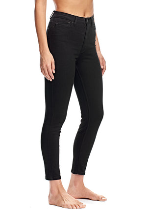 Harrys Hi Crop Skinny - Crow - RES Denim