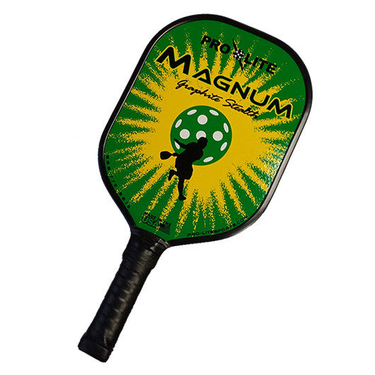 Pro-Lite Magnum Graphite Stealth Paddle - Green