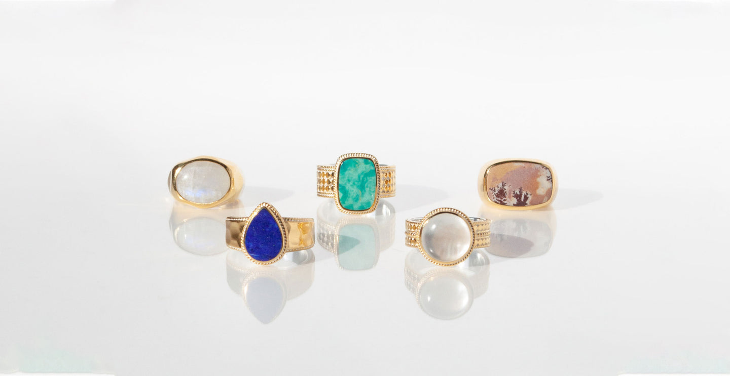 Our Boldest Rings