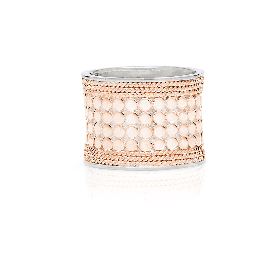 Classic Band Ring - Rose Gold