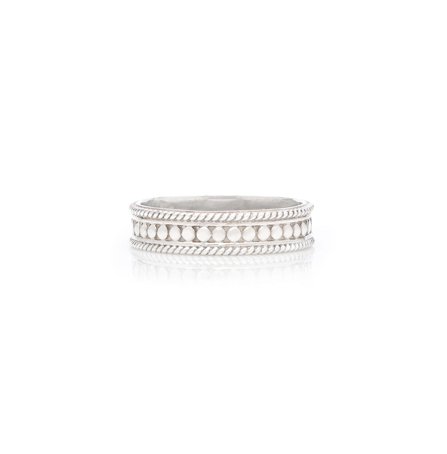 Classic Stacking Ring - Silver