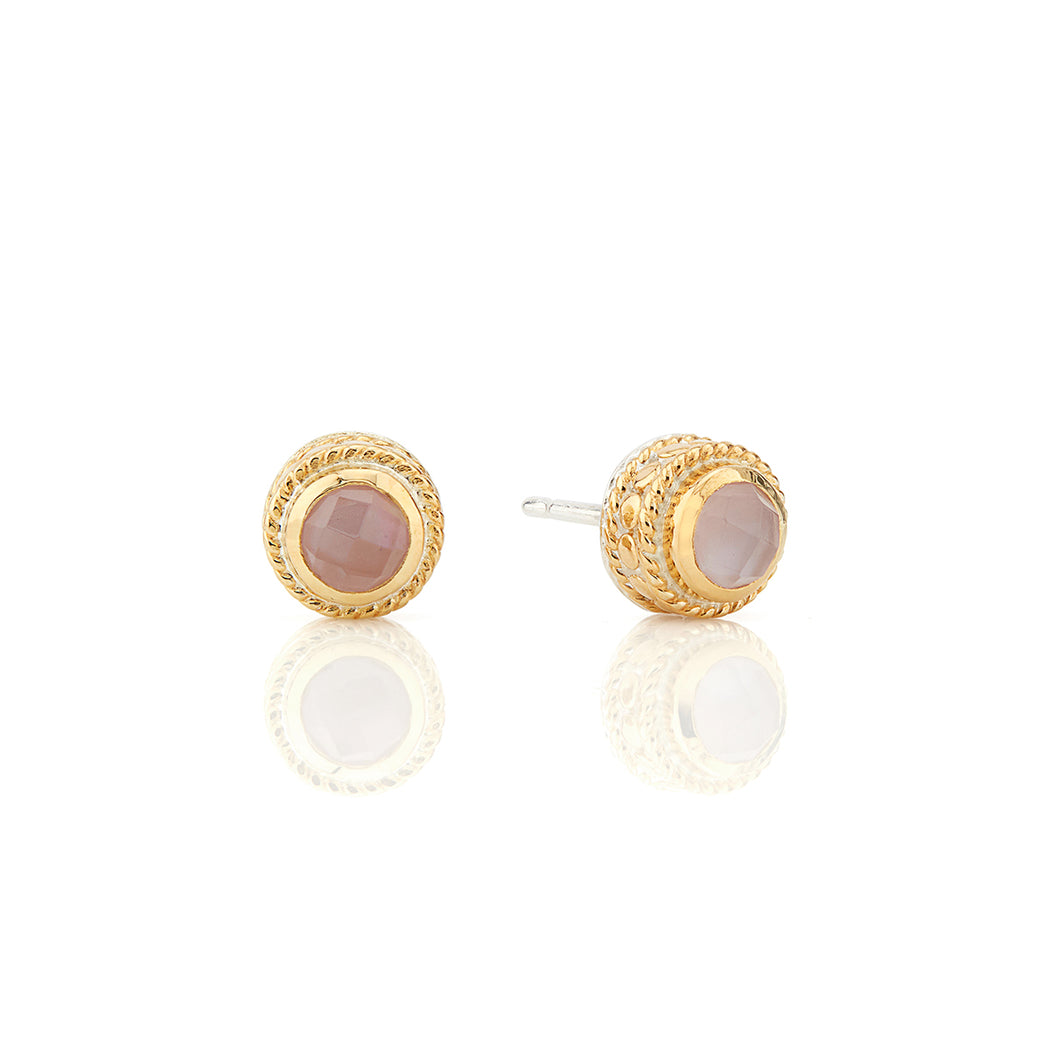 Guava Stud Earrings - Gold