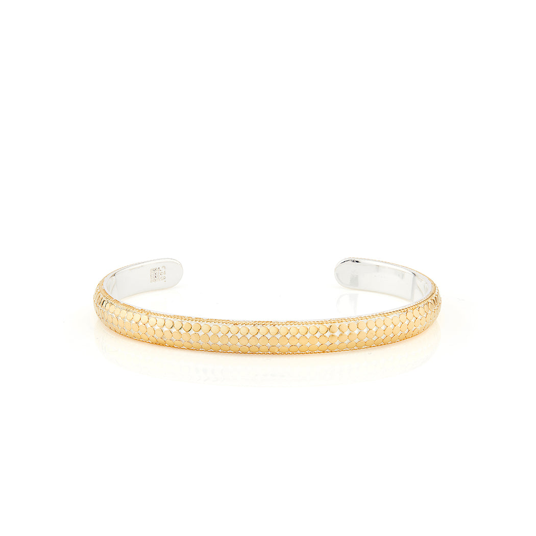 Limited Edition Dome Cuff - Gold
