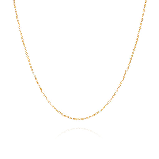 "26"" Delicate Gold Chain"