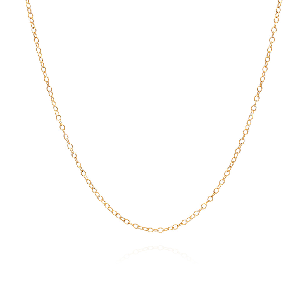 "30"" Strong Gold Chain"