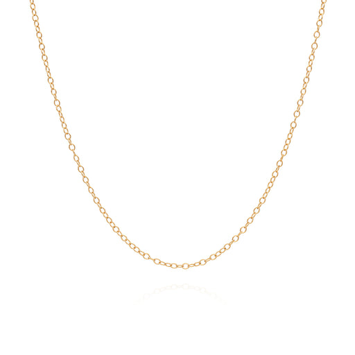 "36"" Strong Gold Chain"