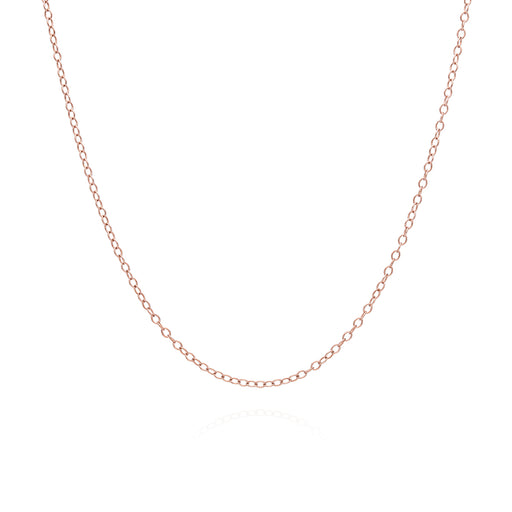 "30"" Strong Rose Gold Chain"