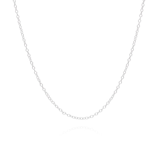 "30"" Strong Silver Chain"