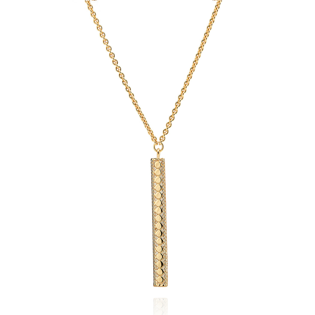 Triangle Bar Necklace