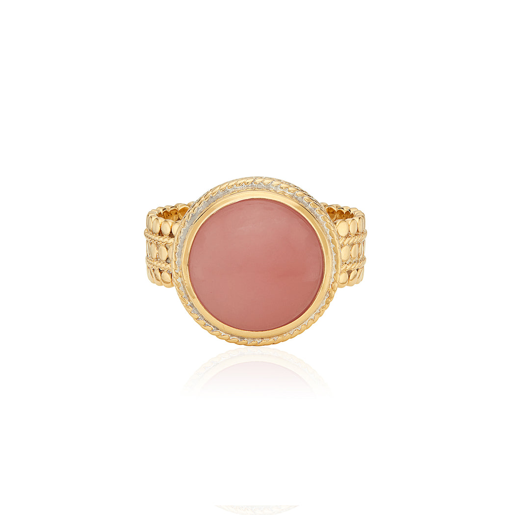 Guava Cocktail Ring