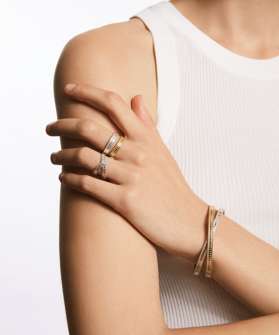 Classic Stacking Ring - Gold