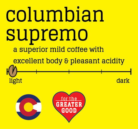 Columbian Supremo
