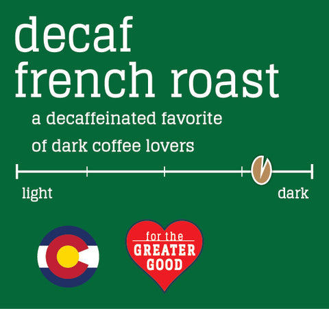Decaf French Roast