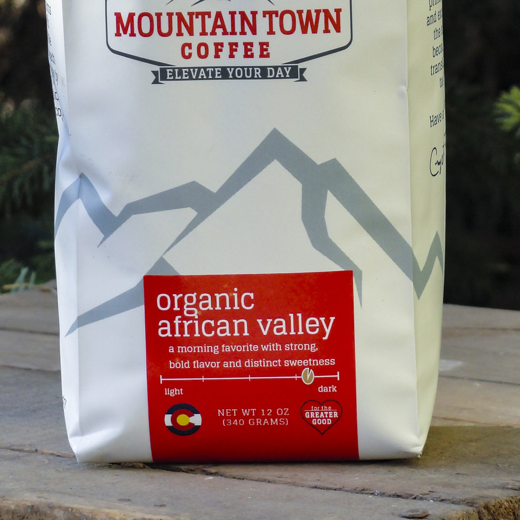Organic African Valley