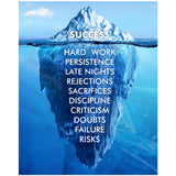 Success Iceberg Canvas Mini For Office Desktop - Royal Crown Pro