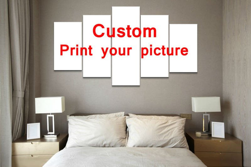 Wedding Family or Custom Pictures Photo To Canvas Request Wall Art - Royal Crown Pro