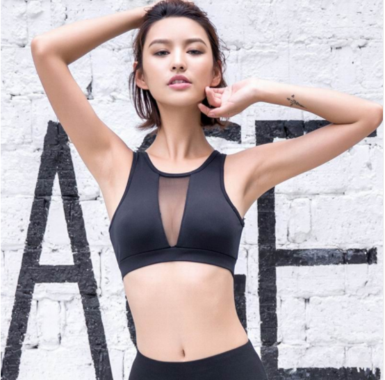 SWEAT IN THE CITY SPORTS BRA
