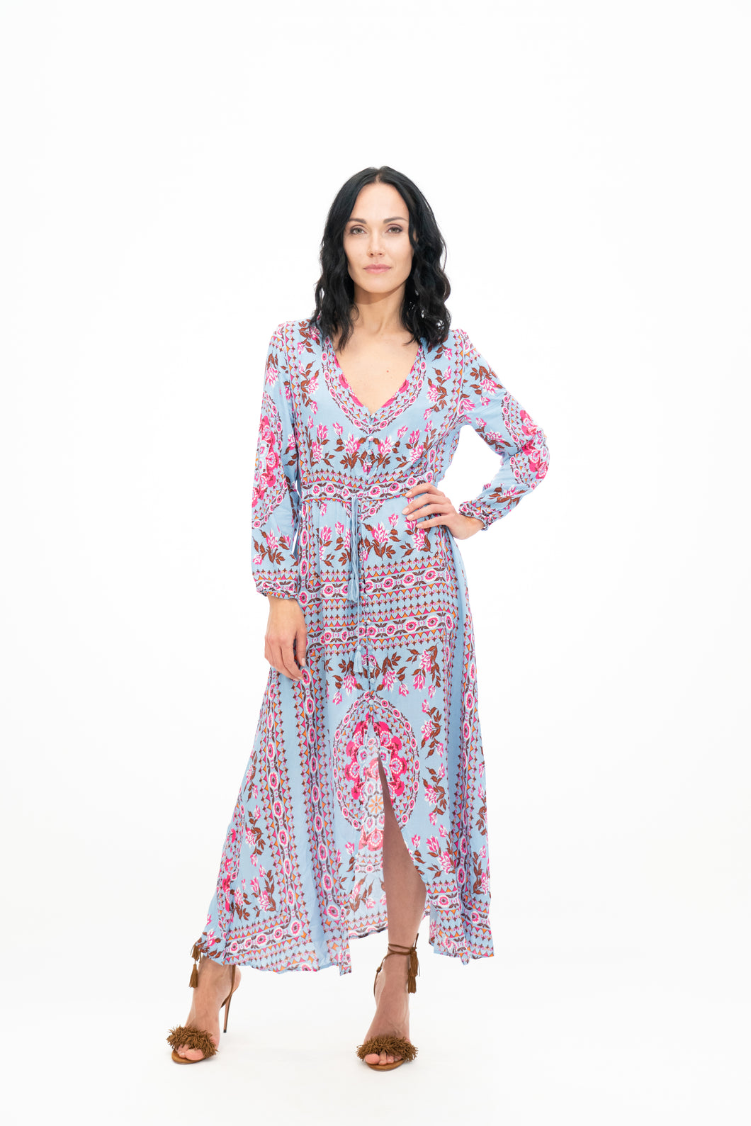 In Bloom Boho Dress