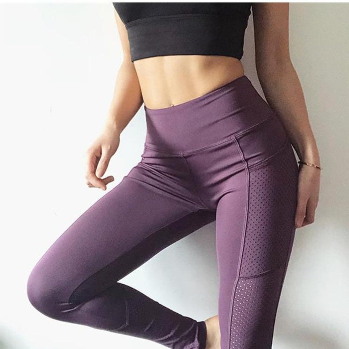 RUN LIKE THE WIND YOGA PANTS