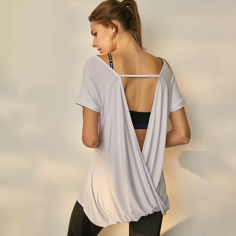 BREEZY YOGA TOP