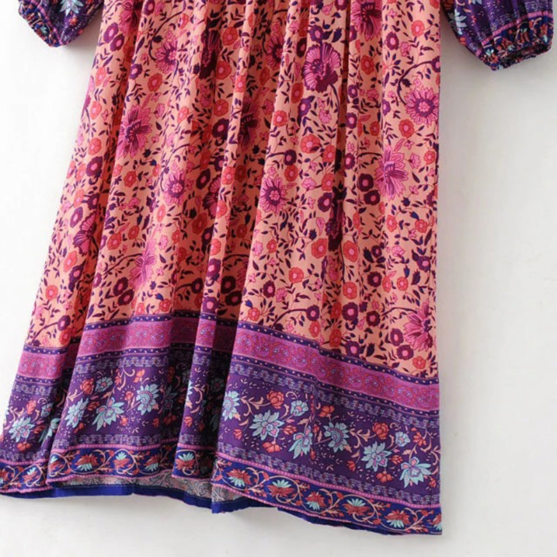 FAIRY DUST BOHO DRESS