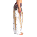 TO THE BEACH HAREM PANTS