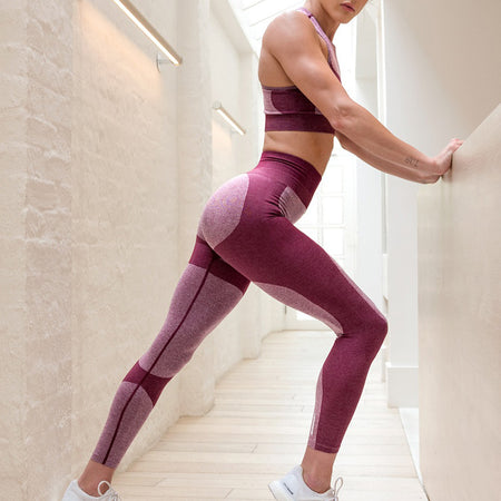 BODY WORK YOGA PANTS