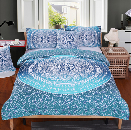 MERMAID MAGIC DUVET SET