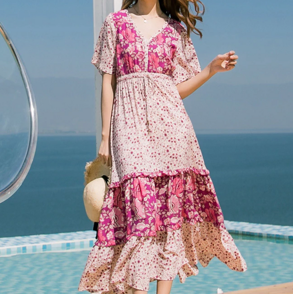 GYPSY LADY MAXI DRESS