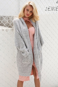THE HEATHER CARDIGAN