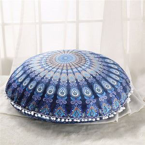 MANDALA FLOOR CUSHION COVERS