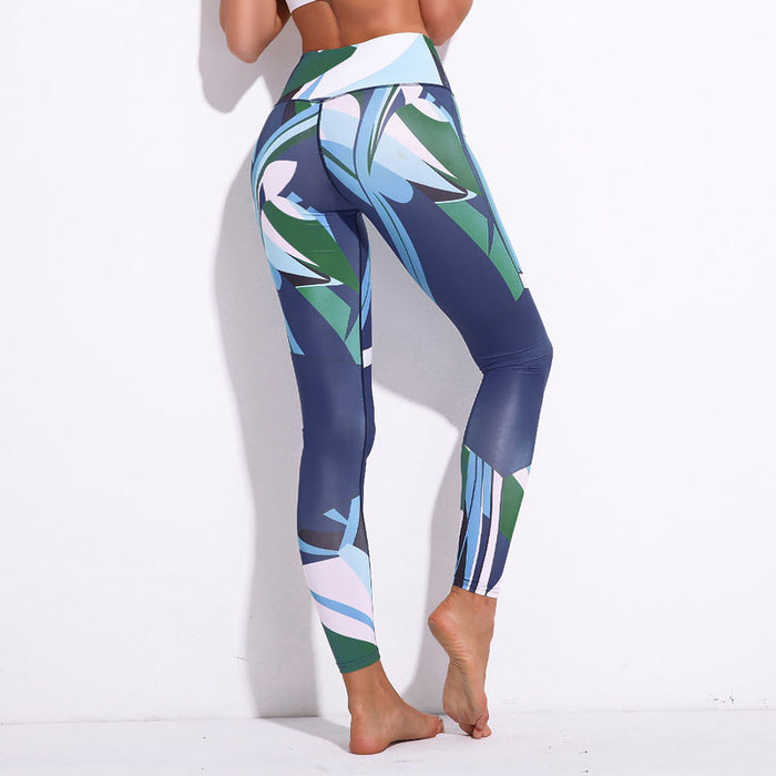SHAPE UP YOGA PANTS