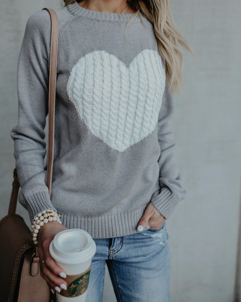 WINTER LOVE SWEATER