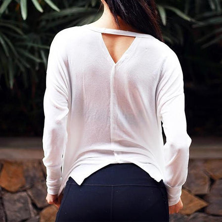 ENERGIZE YOGA TOP