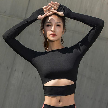 BODY WORKS CROP TOP
