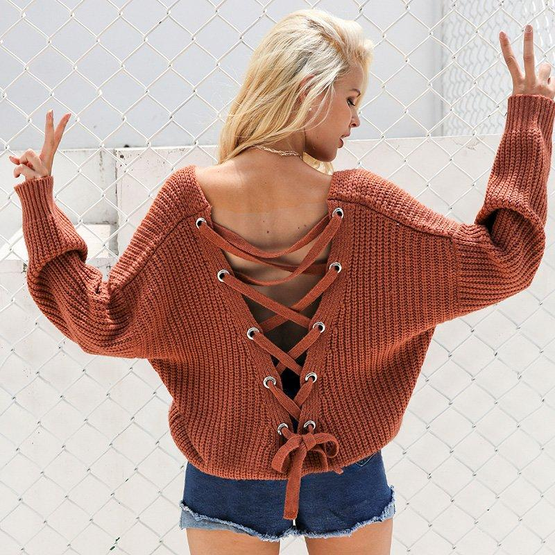 THE MIMI SWEATER