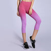 OMBRE YOGA CROP PANTS