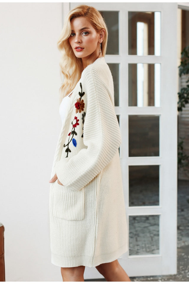 THE DELILAH CARDIGAN
