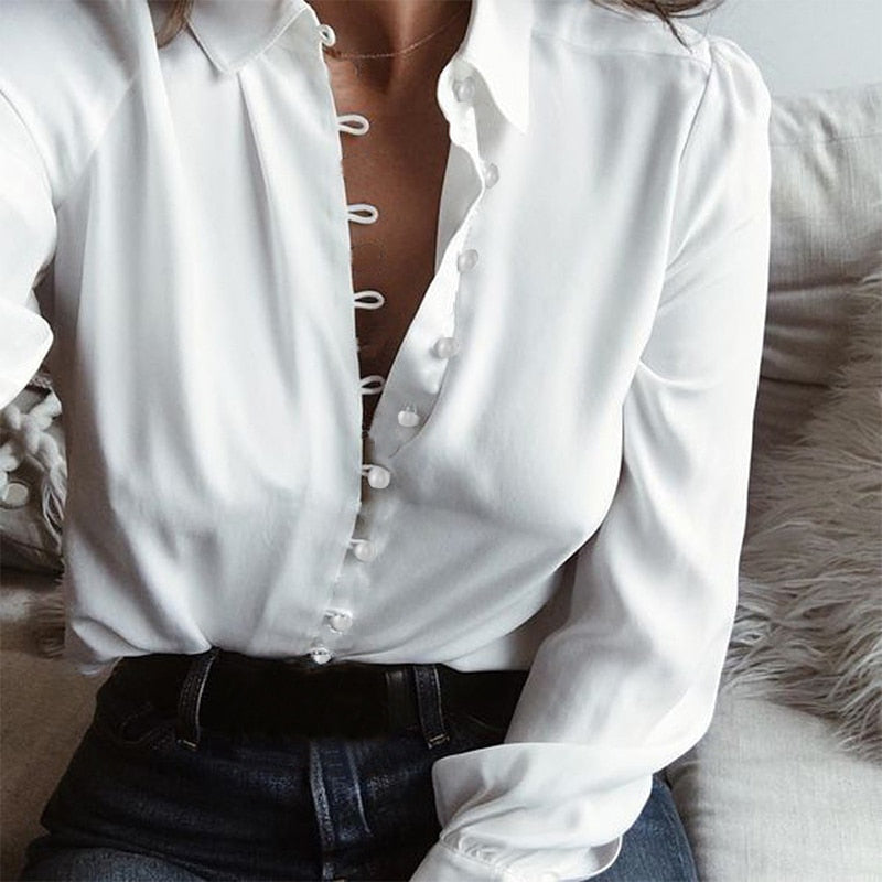 THE VICTORIA BLOUSE