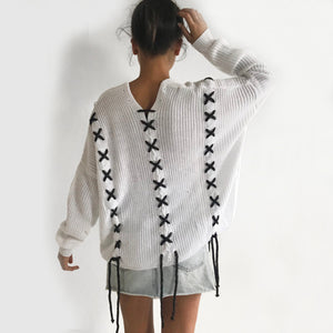 THE EVA SWEATER