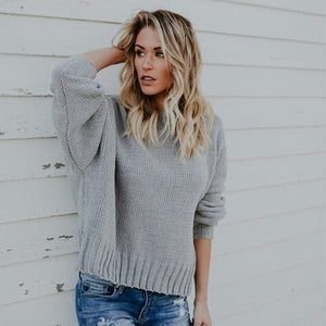 THE GINA SWEATER