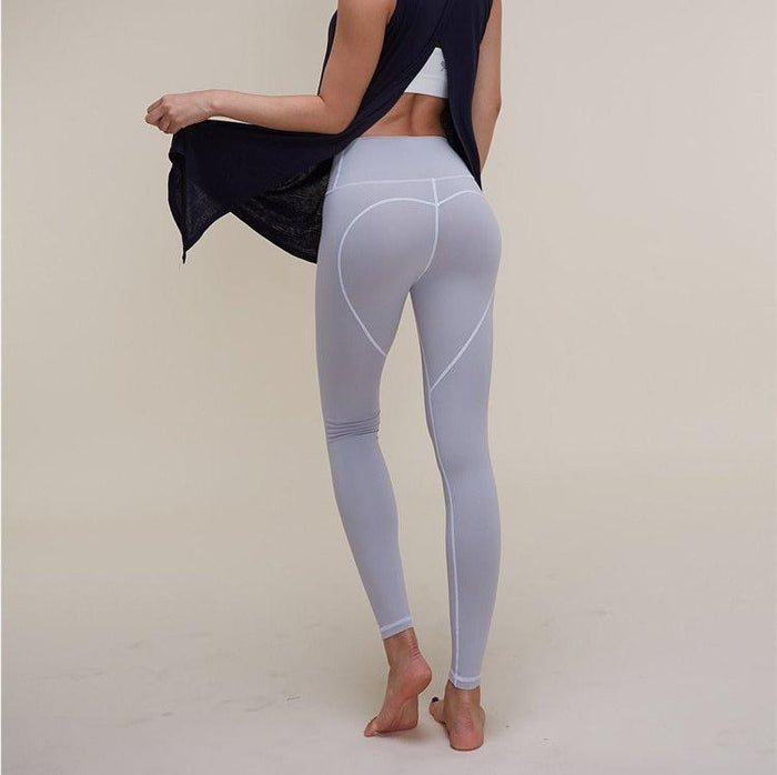 HEART YOGA PANTS