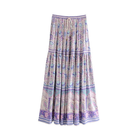 STAR GAZER MAXI SKIRT