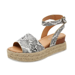 THE SOLEI WEDGES